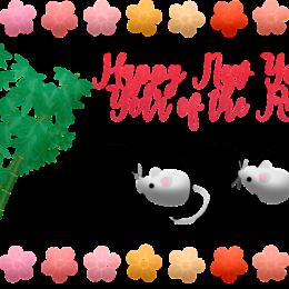 nový rok krysy
