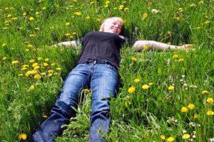 štěstí uvolněnost volnost svoboda